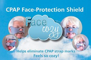 Face Cozy Face-Protection Shield For CPAP
