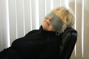 SLEEP COZY Sleep 'N' Spa Mask